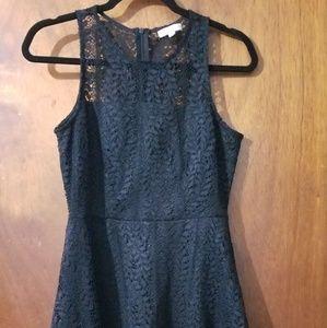 ASOS Black Dress